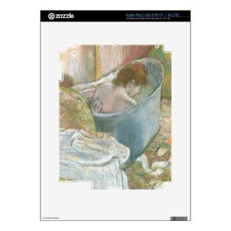 Edgar Degas   The Bath Skin For iPad 3