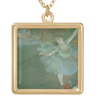 Edgar Degas | The Bow of the Star, c.1880 Gold Plated Necklace