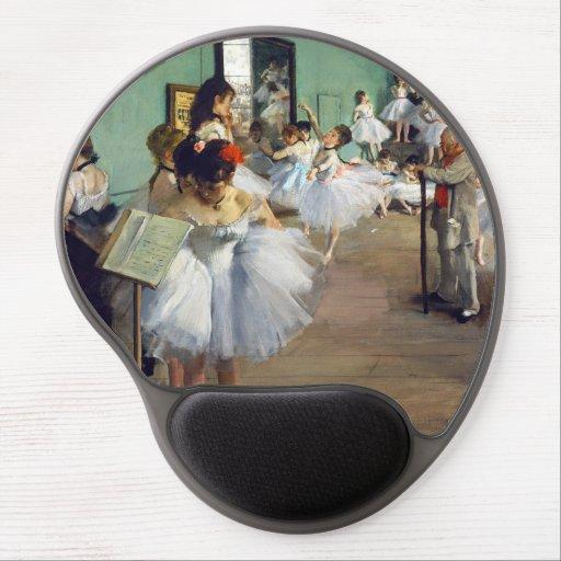 Edgar Degas - The Dance Class Gel Mouse Pad