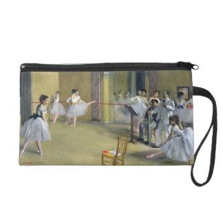 Edgar Degas | The Dance Foyer at the Opera Wristlet Purse