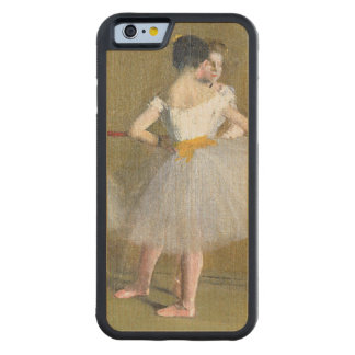 Edgar Degas | The Dance Foyer Carved Maple iPhone 6 Bumper Case