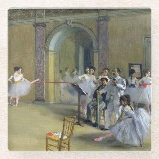 Edgar Degas | The Dance Foyer Glass Coaster