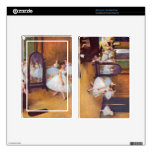 Edgar Degas - The dance hall Decal For Kindle Fire