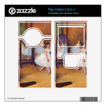 Edgar Degas - The dance hall Decals For Flip Ultra II