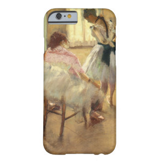 Edgar Degas The Dance Lesson Barely There iPhone 6 Case