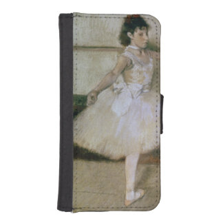 Edgar Degas | The Dance Lesson, c.1879 iPhone SE/5/5s Wallet Case