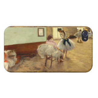 Edgar Degas The Dance Lesson Case For iPhone 4