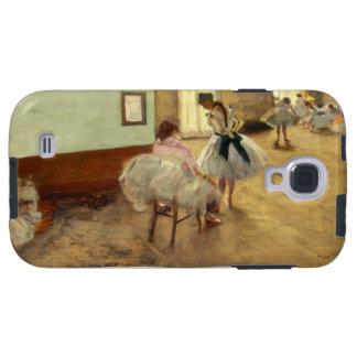 Edgar Degas The Dance Lesson Galaxy S4 Case
