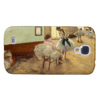 Edgar Degas The Dance Lesson Galaxy S4 Cover