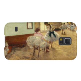 Edgar Degas The Dance Lesson Galaxy S5 Cover