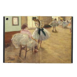 Edgar Degas The Dance Lesson iPad Air Cover