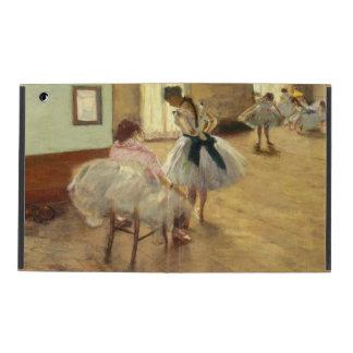 Edgar Degas The Dance Lesson iPad Cover