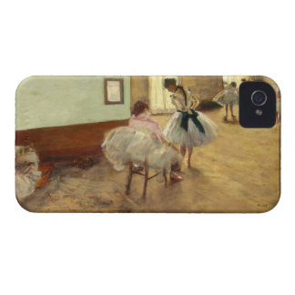 Edgar Degas The Dance Lesson iPhone 4 Cover
