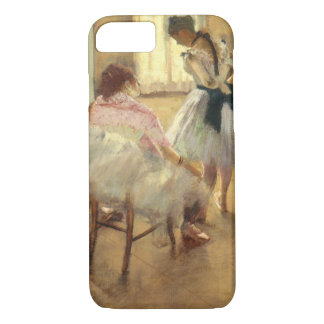 Edgar Degas The Dance Lesson iPhone 8/7 Case