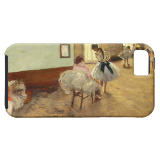 Edgar Degas The Dance Lesson iPhone SE/5/5s Case