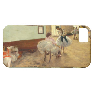 Edgar Degas The Dance Lesson iPhone SE/5/5s Case