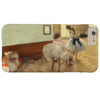 Edgar Degas The Dance Lesson Vintage Fine Art Barely There iPhone 6 Plus Case