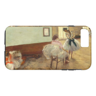 Edgar Degas The Dance Lesson Vintage Fine Art iPhone 8 Plus/7 Plus Case