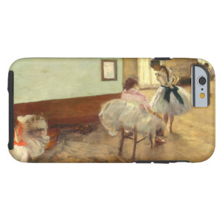 Edgar Degas The Dance Lesson Vintage Fine Art Tough iPhone 6 Case