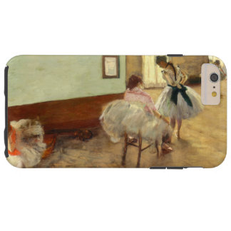 Edgar Degas The Dance Lesson Vintage Fine Art Tough iPhone 6 Plus Case