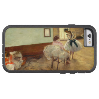 Edgar Degas The Dance Lesson Vintage Fine Art Tough Xtreme iPhone 6 Case