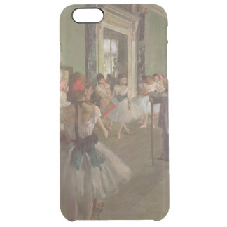 Edgar Degas | The Dancing Class, c.1873-76 Clear iPhone 6 Plus Case