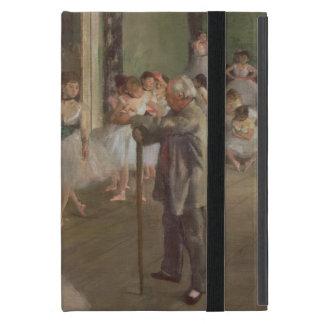 Edgar Degas   The Dancing Class, c.1873-76 iPad Mini Case