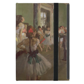 Edgar Degas | The Dancing Class, c.1873-76 iPad Mini Cover