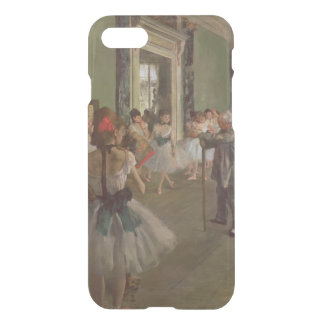 Edgar Degas   The Dancing Class, c.1873-76 iPhone 8/7 Case