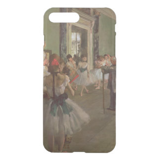 Edgar Degas | The Dancing Class, c.1873-76 iPhone 8 Plus/7 Plus Case