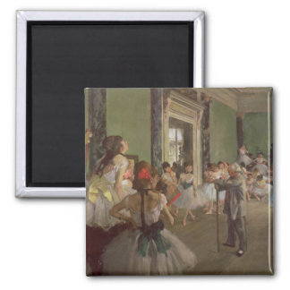 Edgar Degas | The Dancing Class, c.1873-76 Magnet