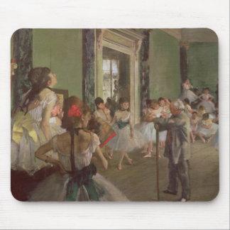 Edgar Degas | The Dancing Class, c.1873-76 Mouse Pad