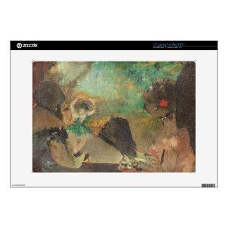 Edgar Degas | The Loge, c.1883 Skins For Laptops
