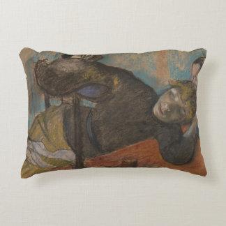 Edgar Degas - The Milliner Decorative Pillow