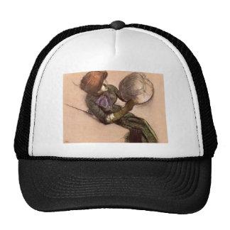 Edgar Degas - The milliner Trucker Hat