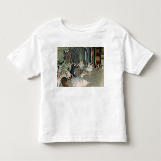 Edgar Degas | The Rehearsal of the Ballet on Stage Toddler T-shirt
