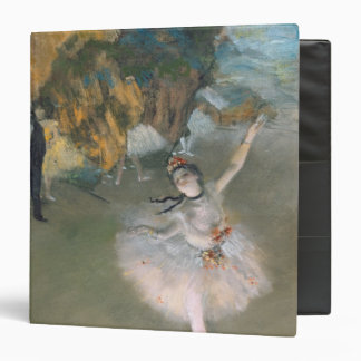 Edgar Degas | The Star, or Dancer on the stage Binder
