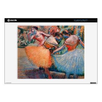"""Edgar Degas - Three dancers Skins For 14"""" Laptops"""