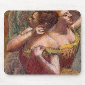 Edgar Degas | Two Dancers Mouse Pad
