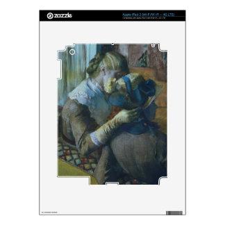 Edgar Degas   Two Women iPad 3 Skins