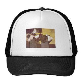 Edgar Degas - Two Women Washing 1876-78 Washers Trucker Hat
