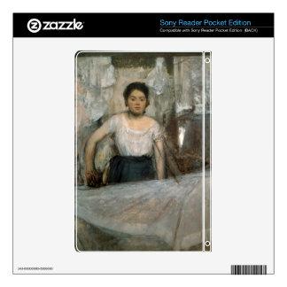 Edgar Degas - Woman Ironing Skin For Sony Reader