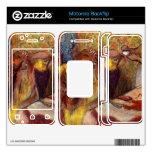 Edgar Degas - Women at the toilet Motorola Backflip Skin