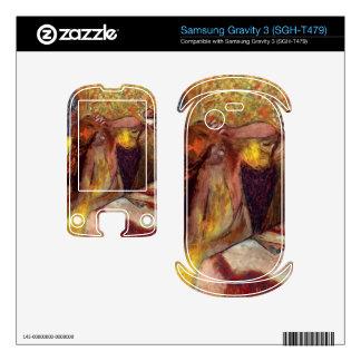Edgar Degas - Women at the toilet Samsung Gravity 3 Skins