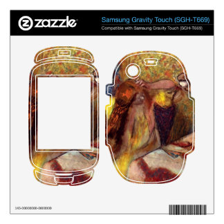 Edgar Degas - Women at the toilet Samsung Gravity Touch Skin