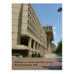 Edgar J. Hoover Building Postales