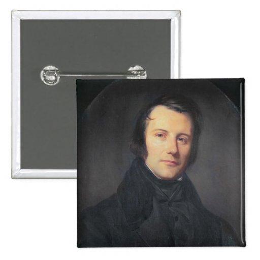 Edgar Quinet Button