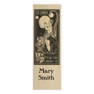 Edgar Rice Burroughs Custom Bookmarkers Mini Business Card