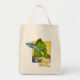 Edgar Thesaurus Bag - Scroll