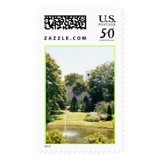 Edgartown Church Stamp